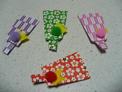 クリスマス 折り紙 折り紙 お正月 : handful.jp