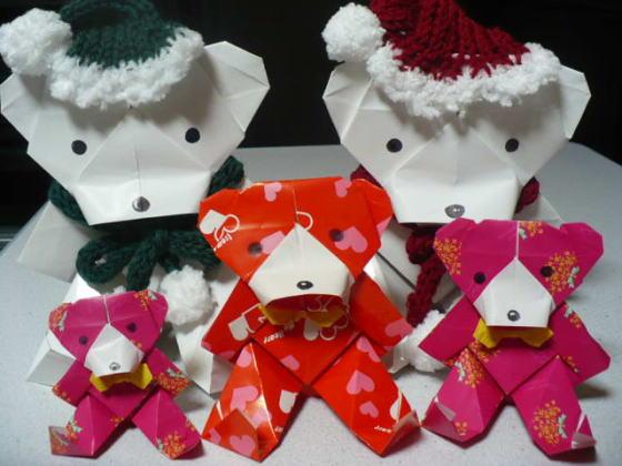 折り紙の ひまわりの折り紙の折り方 : カレッジ オブ ザ ウインド ...