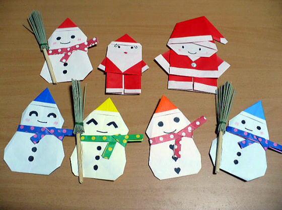 簡単 折り紙 クリスマス 簡単 折り紙 : divulgando.net