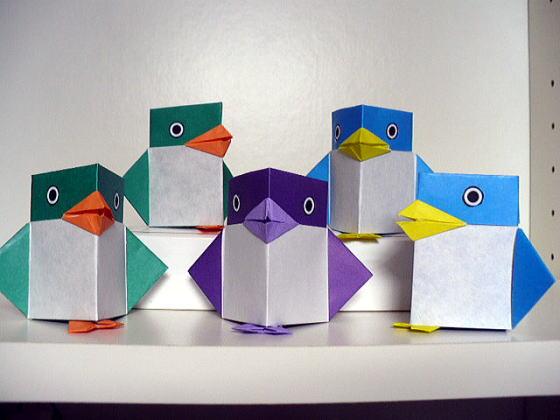 ハート 折り紙 ペンギン 折り紙 折り方 : yukinokaze.blog.so-net.ne.jp