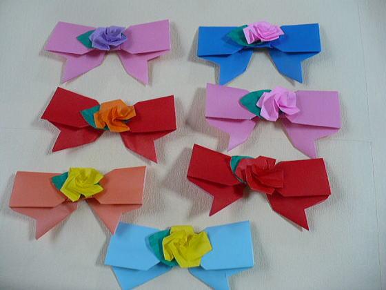 すべての折り紙 折り紙 プレゼント 花束 : 子どもたちにプレゼントしたい ...