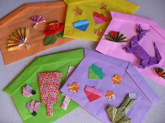 すべての折り紙 お正月の折り紙 : ... : お正月飾り: So-netブログ